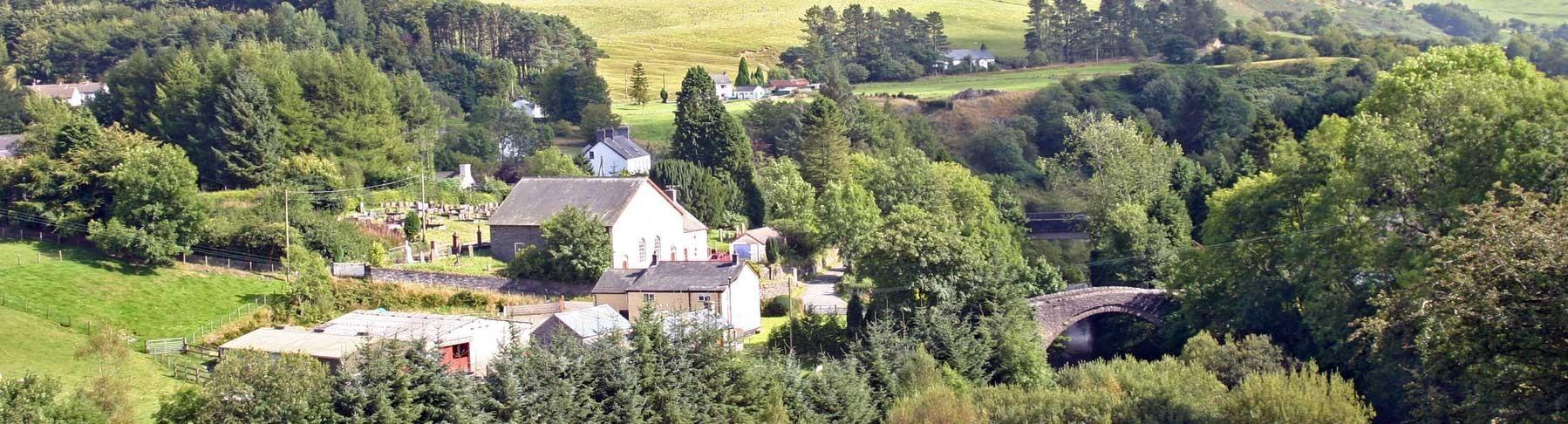 Cymuned Ponterwyd Community